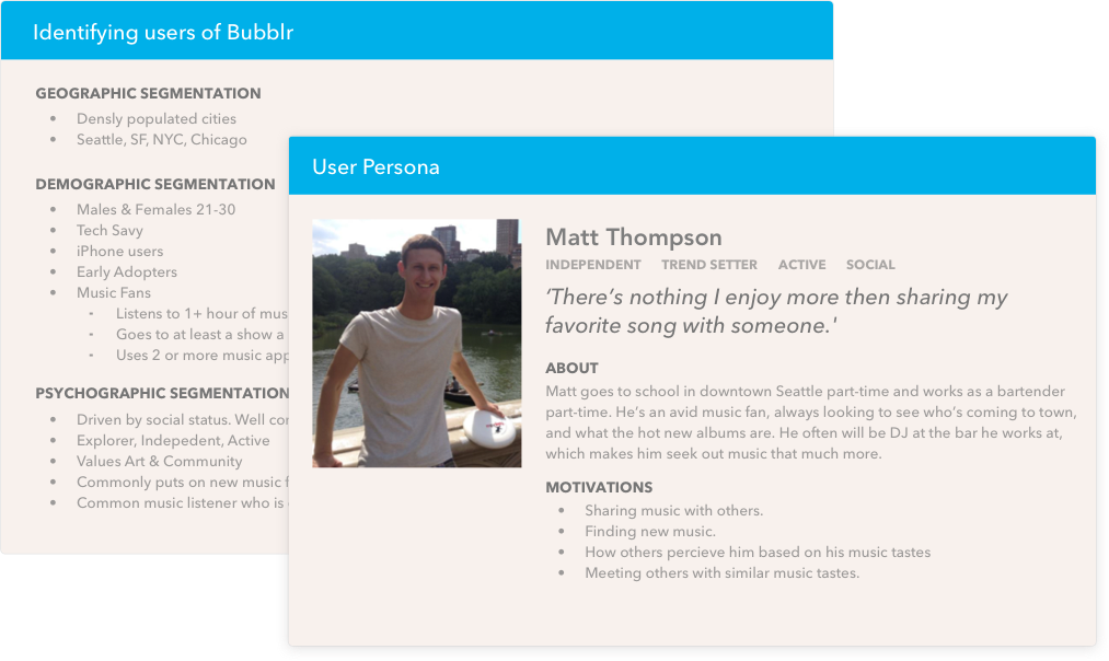 Weston Karnes Design › Bubblr App